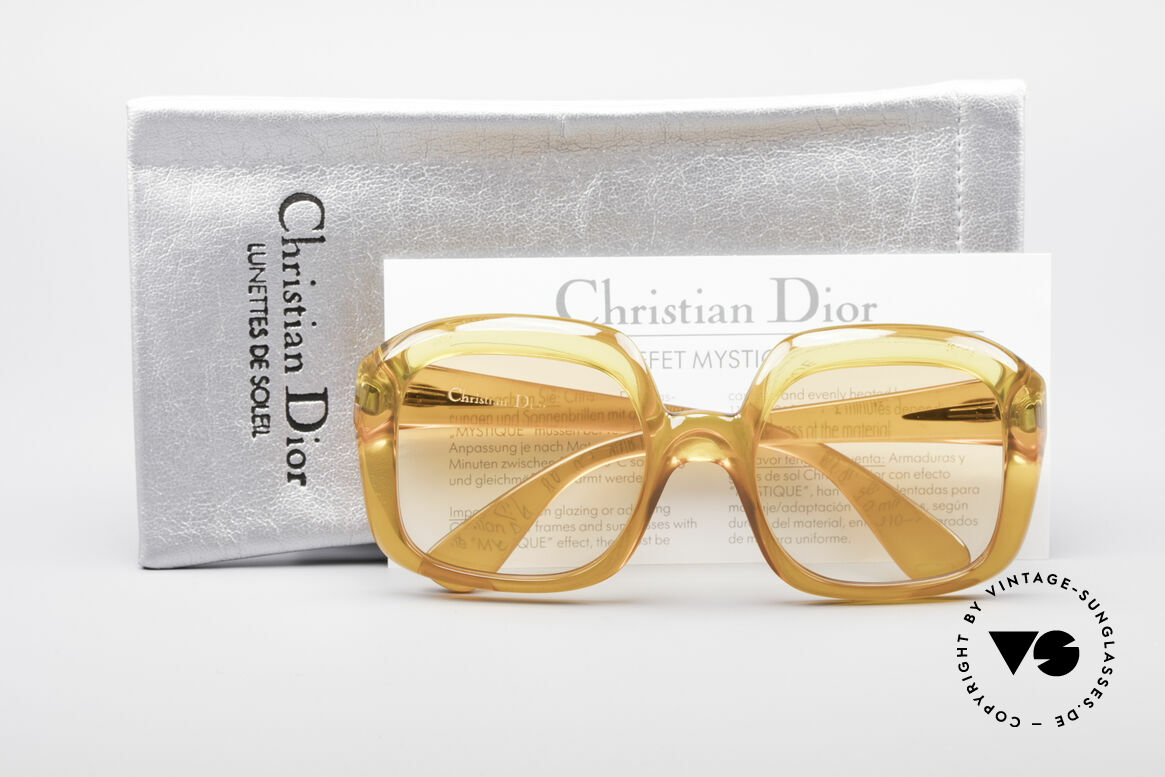 Christian Dior 1206 70's Vintage Frame