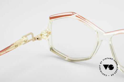 Cazal 180 80's Designer Glasses