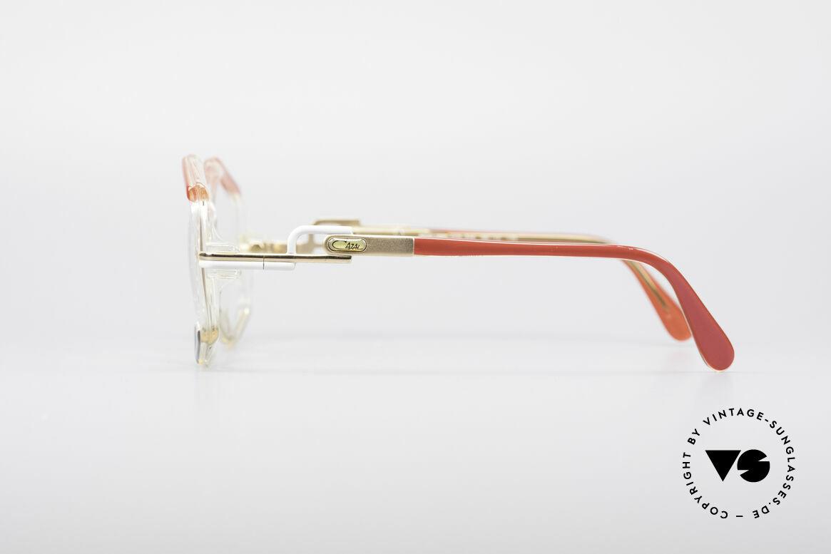Cazal 180 80's Designer Glasses, NO RETRO frame, but an original from the 1980's!, Made for Women