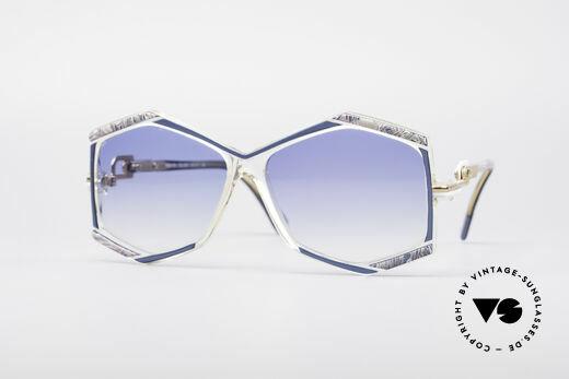 Cazal 180 80's Designer Shades Details