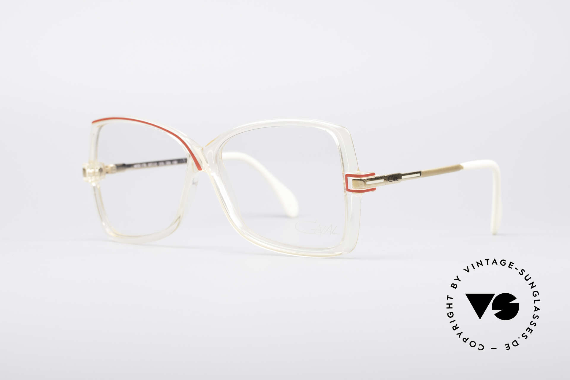Cazal 175 True Vintage 80's Frame, terrific designer piece by CAri ZALloni (CAZAL), Made for Women