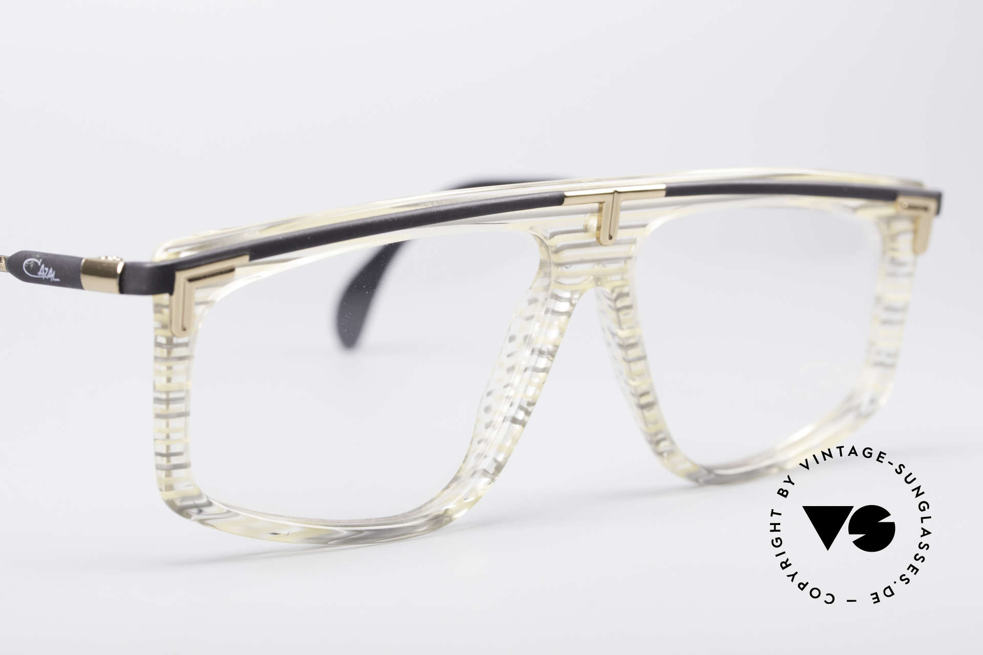 Cazal 190 Old School Hip Hop Frame, today called as 'HipHop glasses' or 'old school glasses', Made for Men