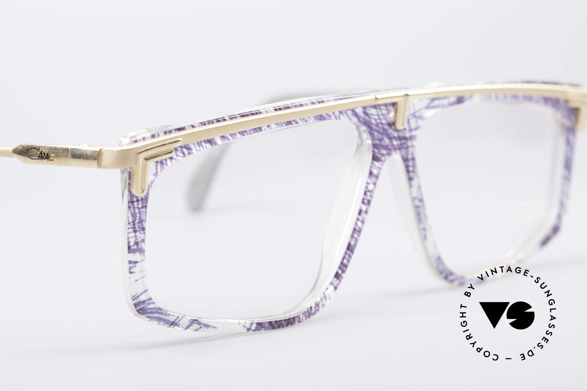 Cazal 190 Old School Hip Hop Frame, today called as 'HipHop glasses' or 'old school glasses', Made for Men
