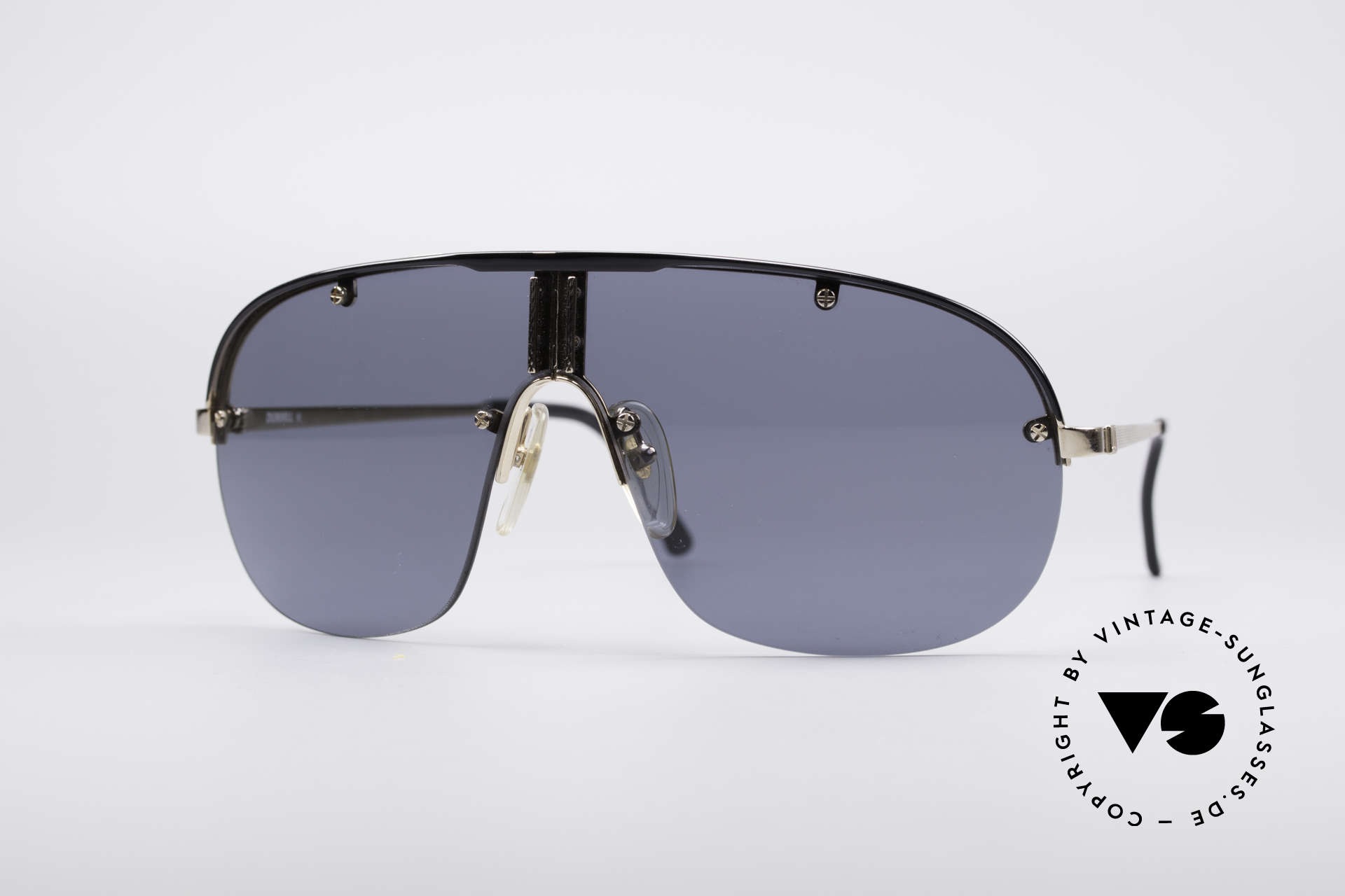 Dunhill 6102 90's Men's Shades, stylish men's sunglasses by Alfred Dunhill from 1990, Made for Men