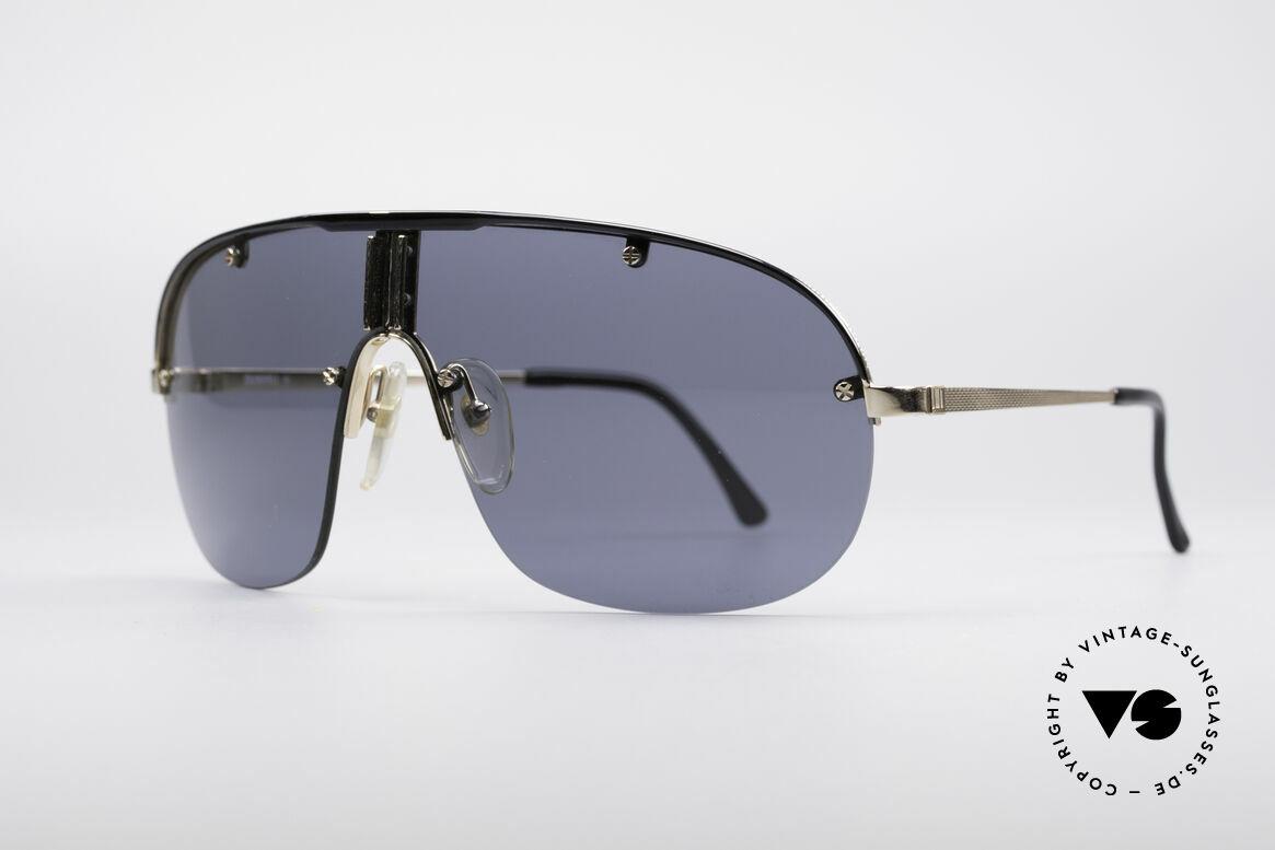 Dunhill 6102 90's Men's Shades, ingenious flexible frame for optimal fitting properties, Made for Men