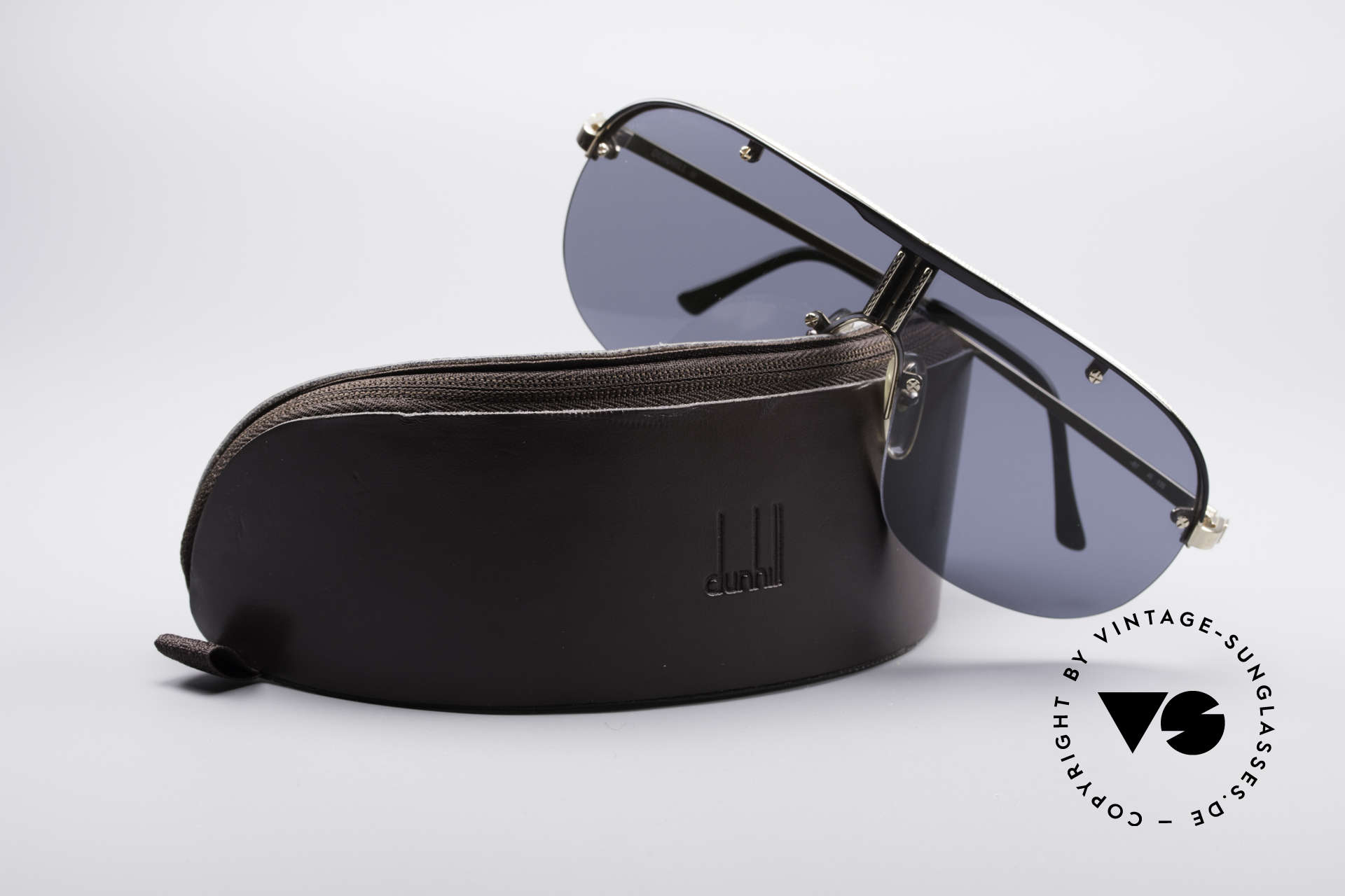 Dunhill 6102 90's Men's Shades, NO retro shades, but an authentic 29 years old original, Made for Men