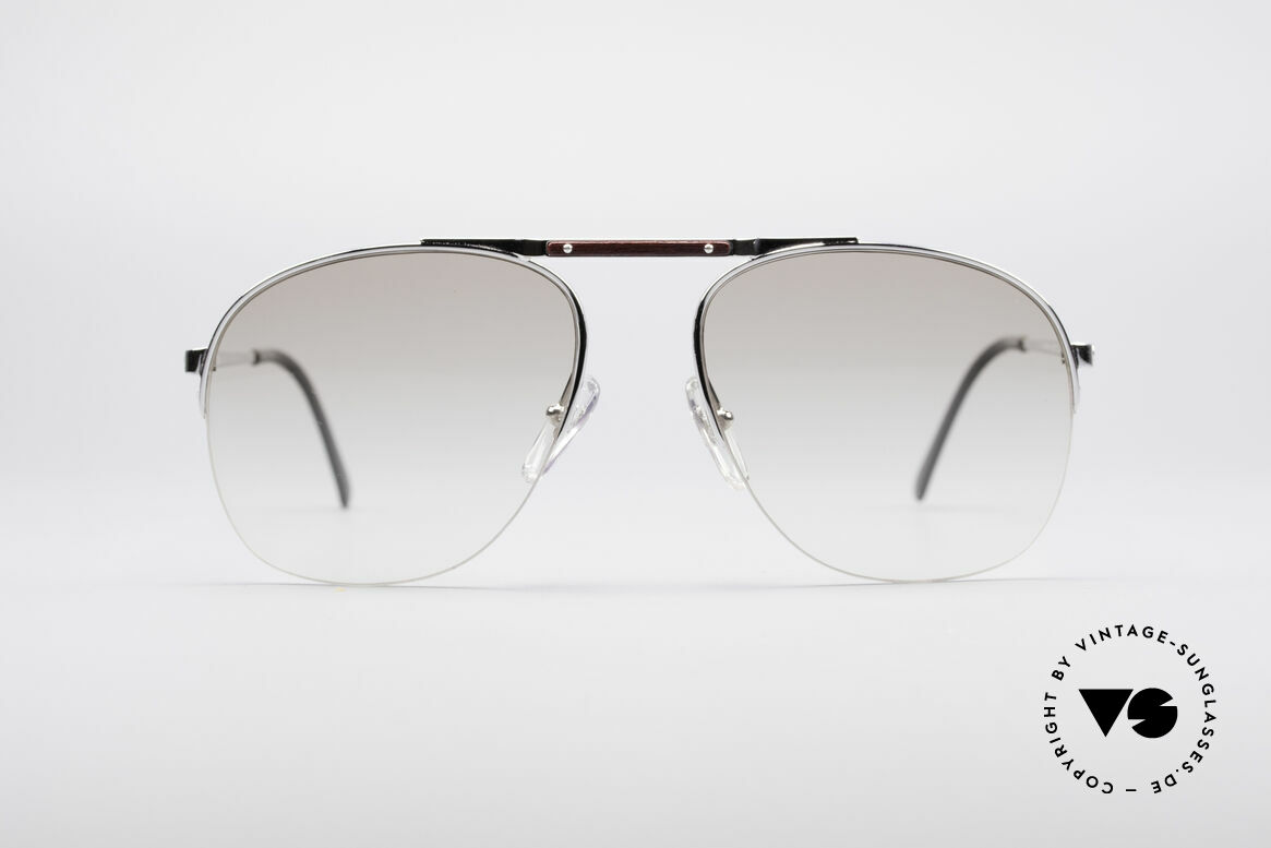 Dunhill 6022 80's Gentlemen's Frame, ALFRED DUNHILL = synonymous with English style, Made for Men