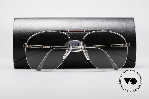 Dunhill 6022 80's Gentlemen's Frame, new old stock (like all our vintage Dunhill sunglases), Made for Men