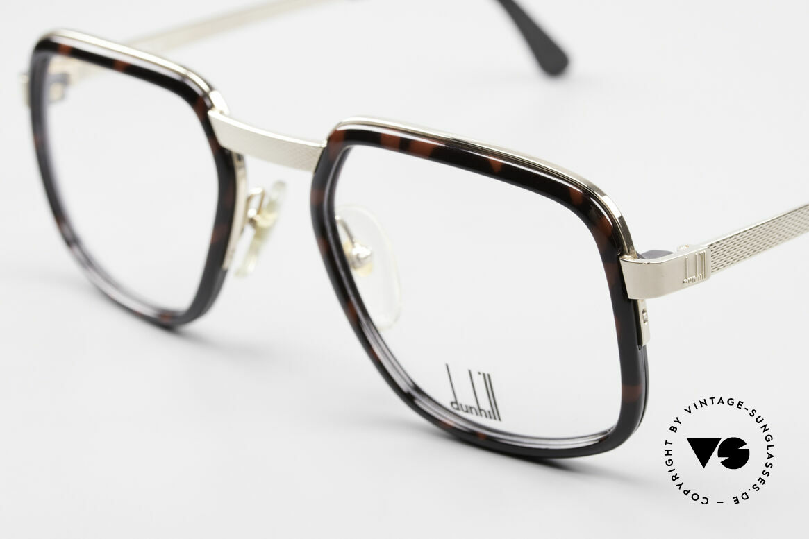Dunhill 6073 Gold Plated 80's Men's Glasses, 'made in Germany' quality with British flair & elegance, Made for Men