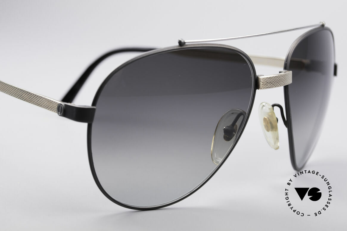 Dunhill 6023 80's Luxury Sunglasses Aviator, unworn (like all our vintage luxury sunglasses), Made for Men
