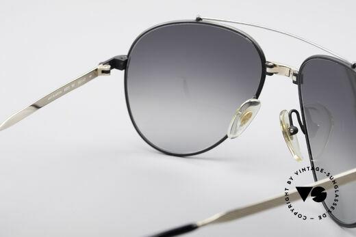 Dunhill 6023 80's Luxury Sunglasses Aviator, NO RETRO, but a precious 35 years old original, Made for Men