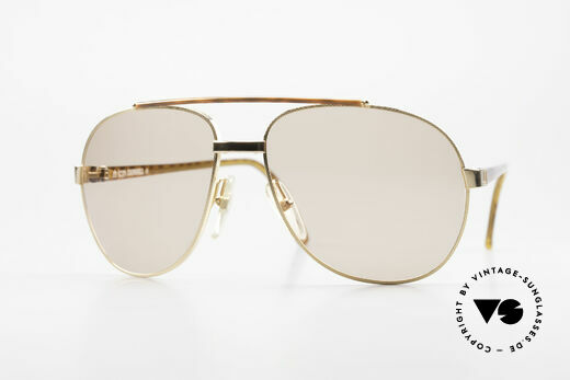 Dunhill 6070 90's Luxury Shades For Men Details