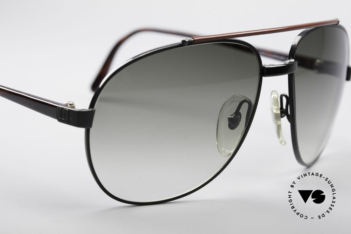 Dunhill 6070 90's Luxury Shades, unworn (like all our Dunhill vintage sunglasses), Made for Men