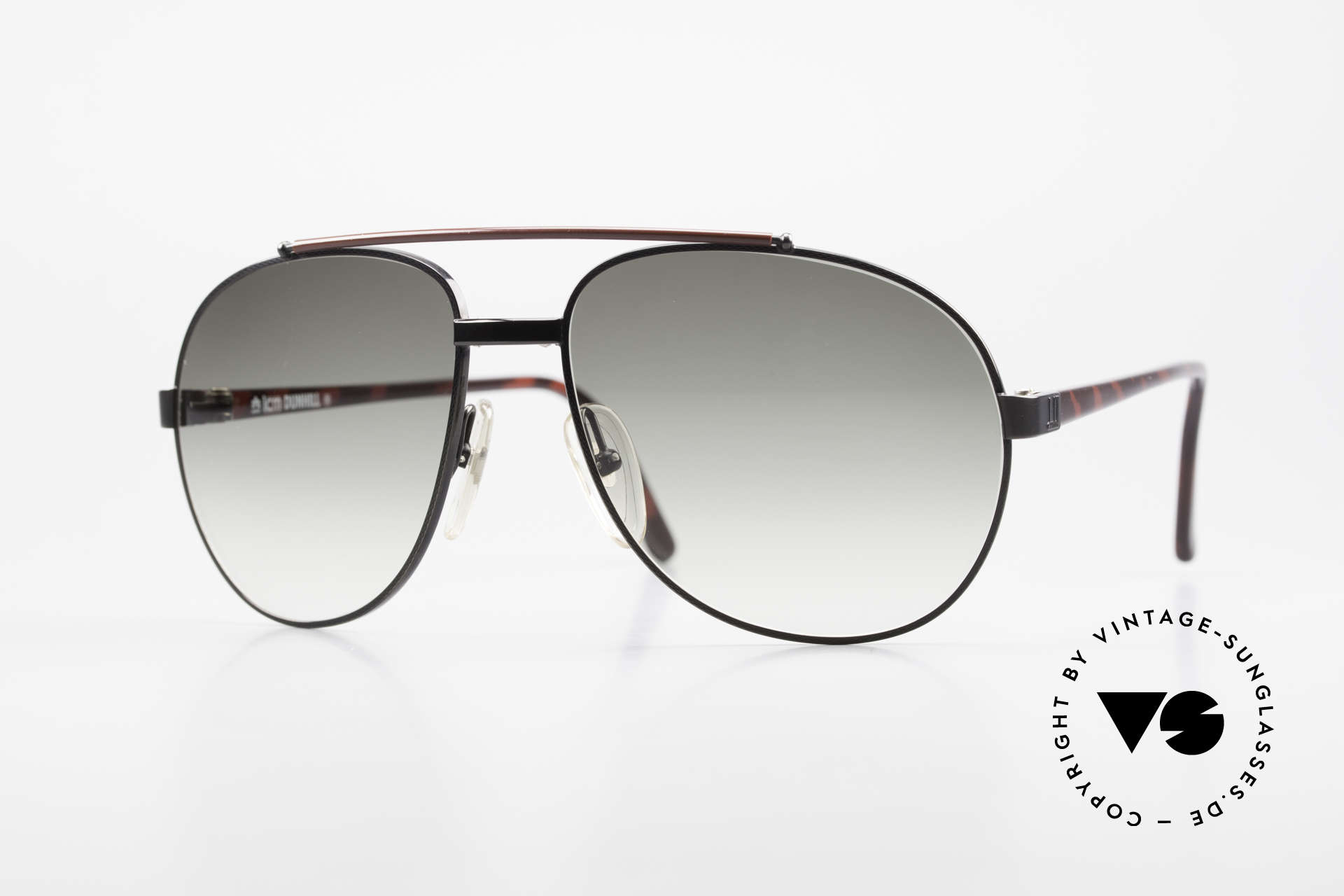 Dunhill 6070 Men's 90's Luxury Sunglasses, extremely stylish, precious and rare, !! vertu !!, Made for Men
