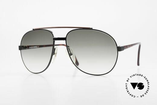 Dunhill 6070 Men's 90's Luxury Sunglasses Details