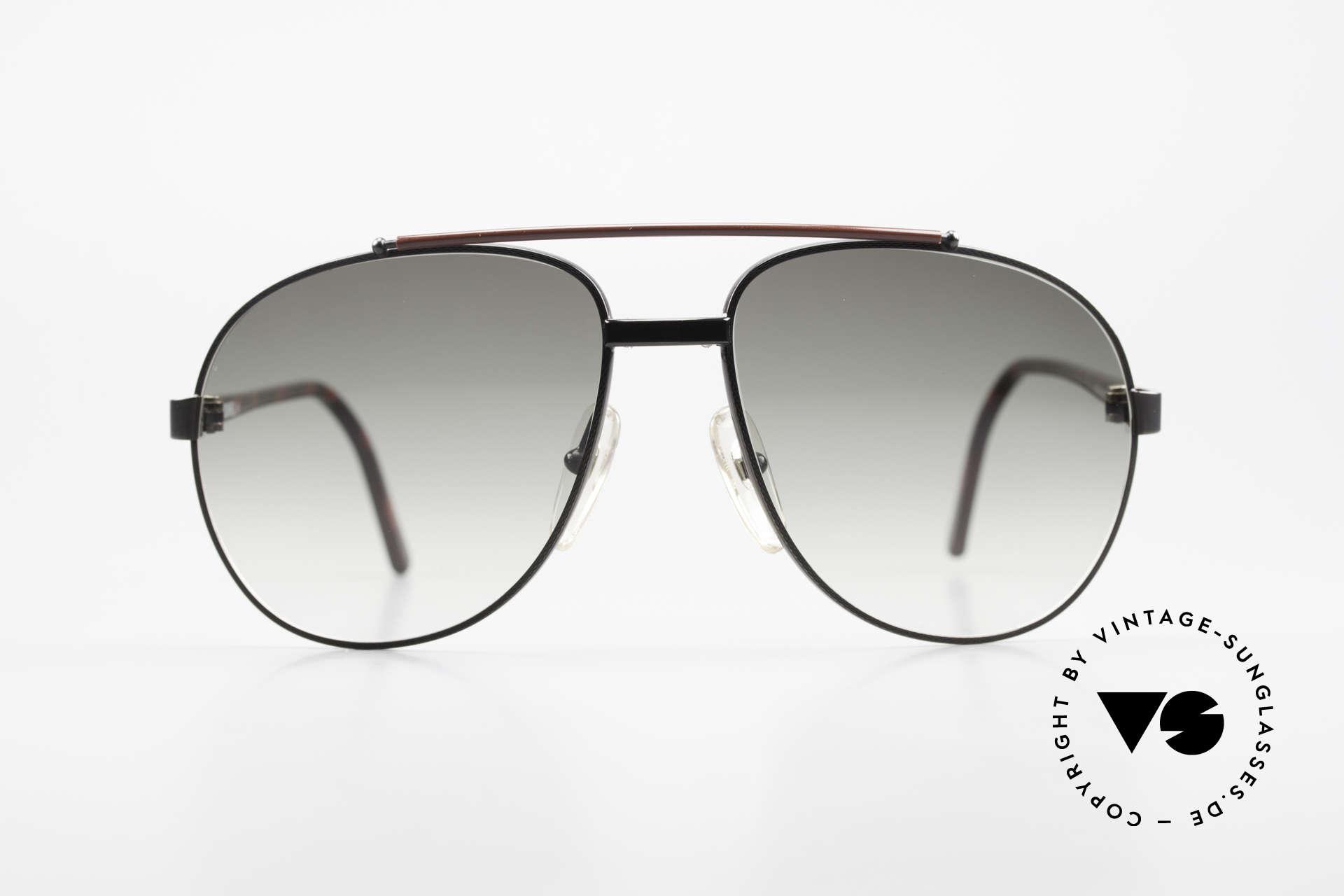 Dunhill 6070 Men's 90's Luxury Sunglasses, vintage A. Dunhill luxury sunglasses from 1990, Made for Men