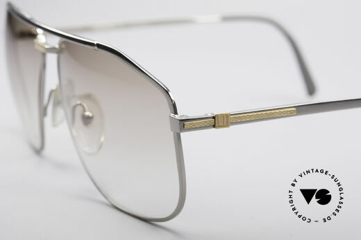 Dunhill 6096 Titanium Frame 18ct Solid Gold