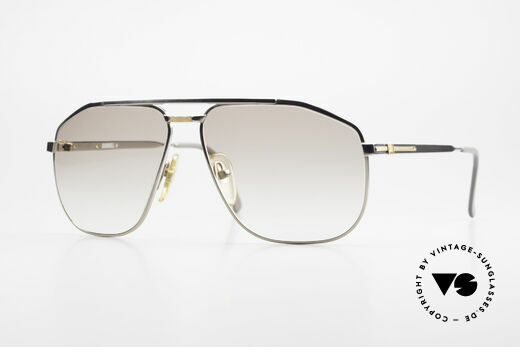 Dunhill 6096 Titanium Frame 18ct Solid Gold Details