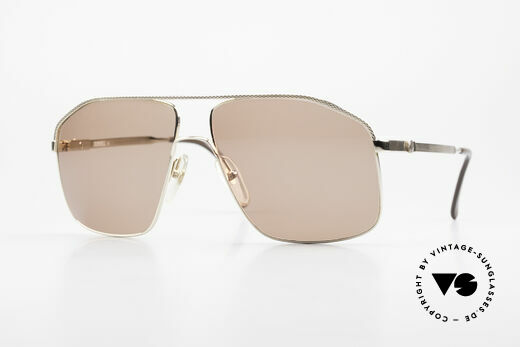 Dunhill 6104 Gold Plated Shades 90's Men Details