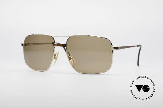 Dunhill 6048 Chinese Lacquer Frame Details