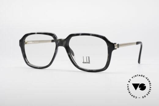 Dunhill 6064 Titanium 80's Glasses Details