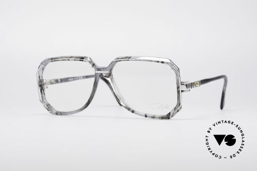 Cazal 639 Old School 80's Glasses Details