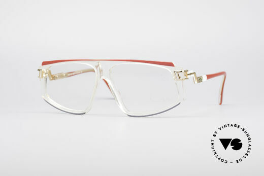 Cazal 170 True Vintage No Retro Glasses Details