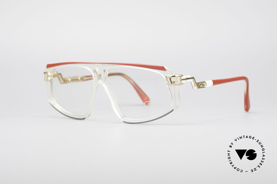 Cazal 170 True Vintage No Retro Glasses, remarkable temples and coloring; truly vintage!, Made for Women