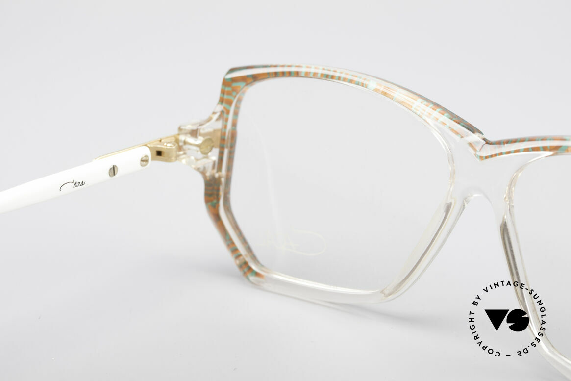 Cazal 197 80's Designer Glasses