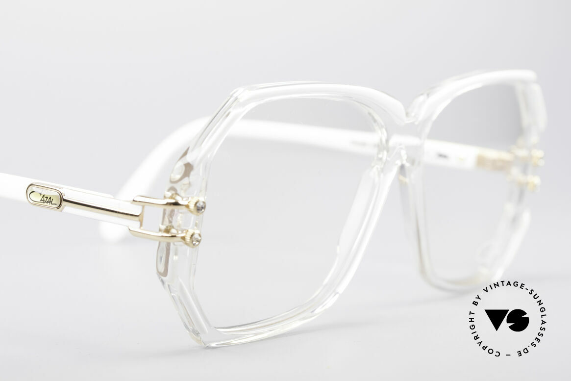 Cazal 169 Small Designer Frame, new old stock, NOS (like all our rare vintage Cazals), Made for Women