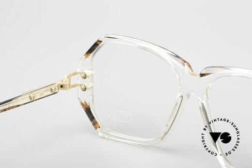 Cazal 169 Vintage Designer Frame, NO RETRO specs, but a 28 years old original; 56/14, Made for Women