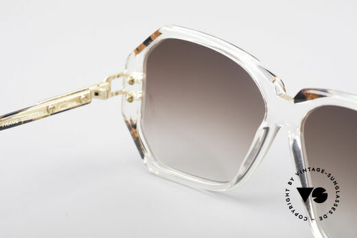 Cazal 169 Vintage Designer Shades, NO RETRO specs, but a 28 years old original; 56/14, Made for Women