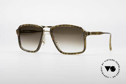 Dunhill 6078 80's Vintage Men's Shades Details