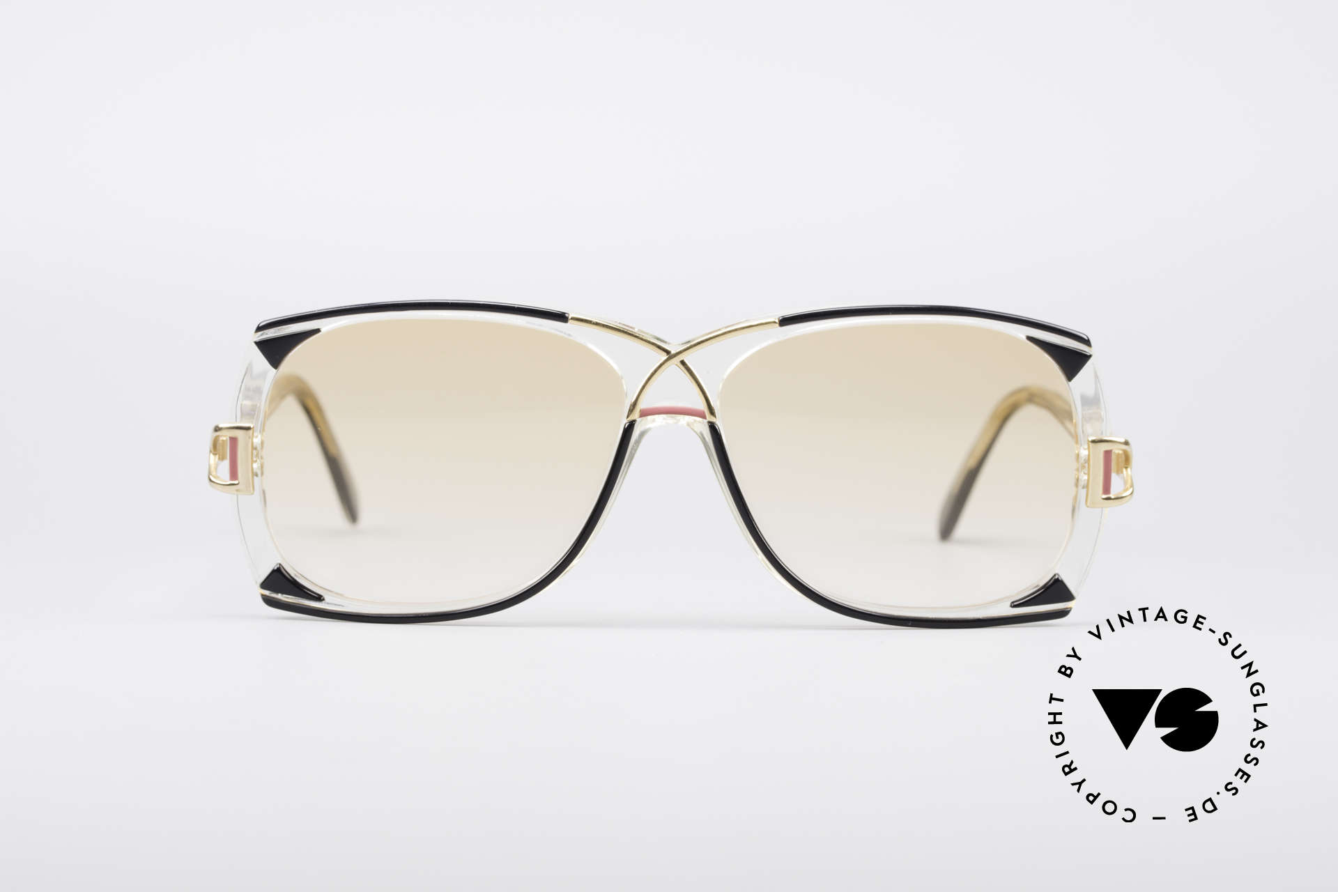 Cazal 193 Original 80's Shades, very peppy design by famous CAri ZALloni, Made for Women