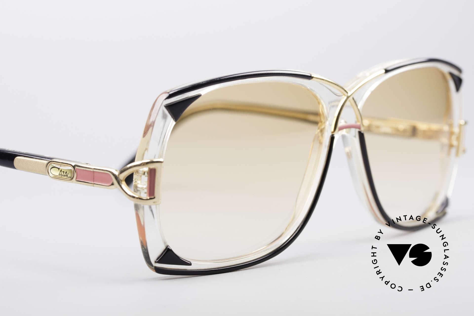 Cazal 193 Original 80's Shades, new old stock (like all vintage Cazal eyewear), Made for Women