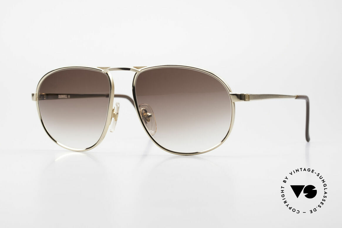 Dunhill 6051 80's Titanium Luxury Shades, this is the indisputable spearhead of sunglasses' quality, Made for Men