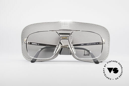Dunhill 6134 Platinum Plated 90's Frame, NO RETRO, but a precious old Dunhill ORIGINAL!, Made for Men