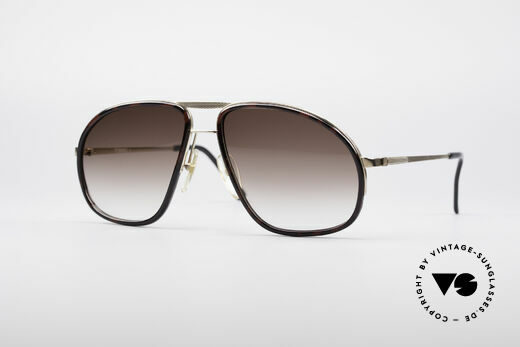 Dunhill 6093 Luxury Aviator Shades Details