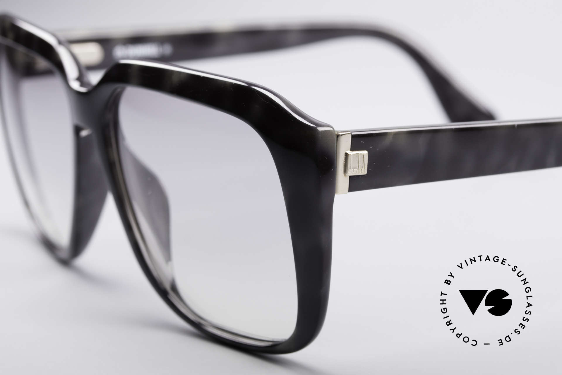 Dunhill 6045 80's Optyl Sunglasses, surpreme workmanship, MONOLITHIC, built to last, Made for Men