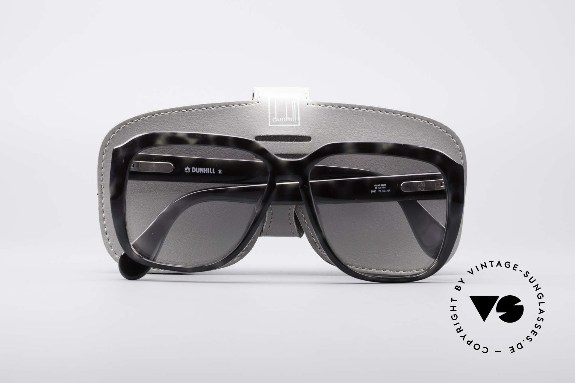 Dunhill 6045 80's Optyl Sunglasses, unworn (like all our rare vintage quality sunglasses), Made for Men