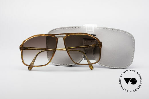 Dunhill 6097 Luxury Men's Sunglasses M, NO retro shades; a rare old original; MEDIUM size 59/13, Made for Men