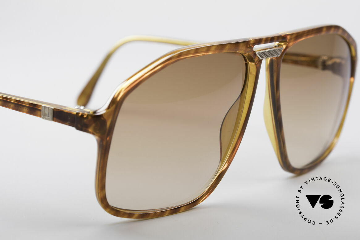 Dunhill 6097 Luxury Men's Sunglasses M, never worn (like all our vintage Dunhill 90's sunglasses), Made for Men