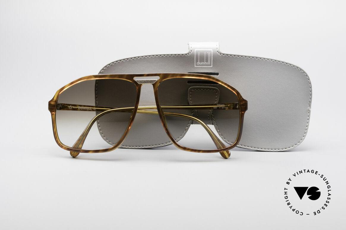 Dunhill 6097 90's Men's Sunglasses M
