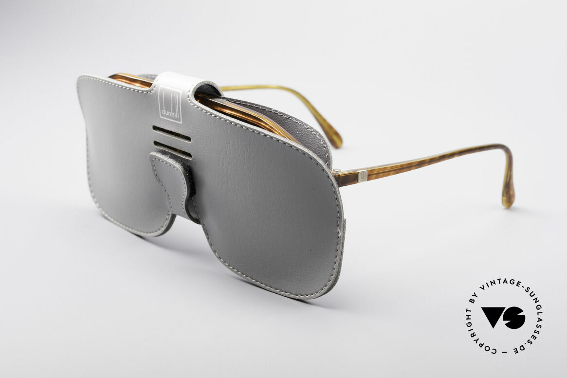 Dunhill 6097 90's Men's Sunglasses M, sun lenses (100% UV) can be replaced with prescriptions, Made for Men