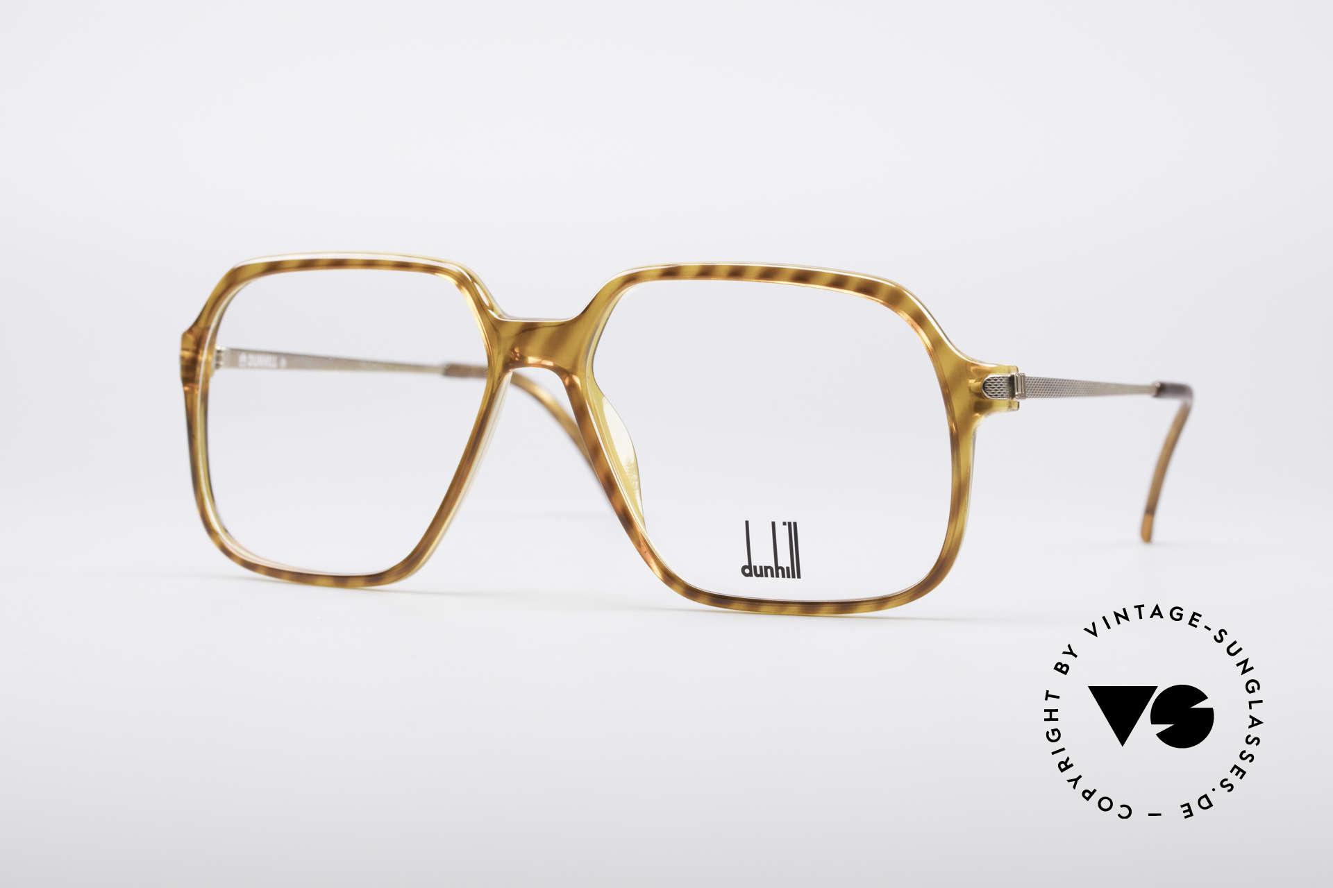 Dunhill 6108 Jay Z Hip Hop Vintage Frame, large vintage designer eyeglasses by Alfred Dunhill, Made for Men