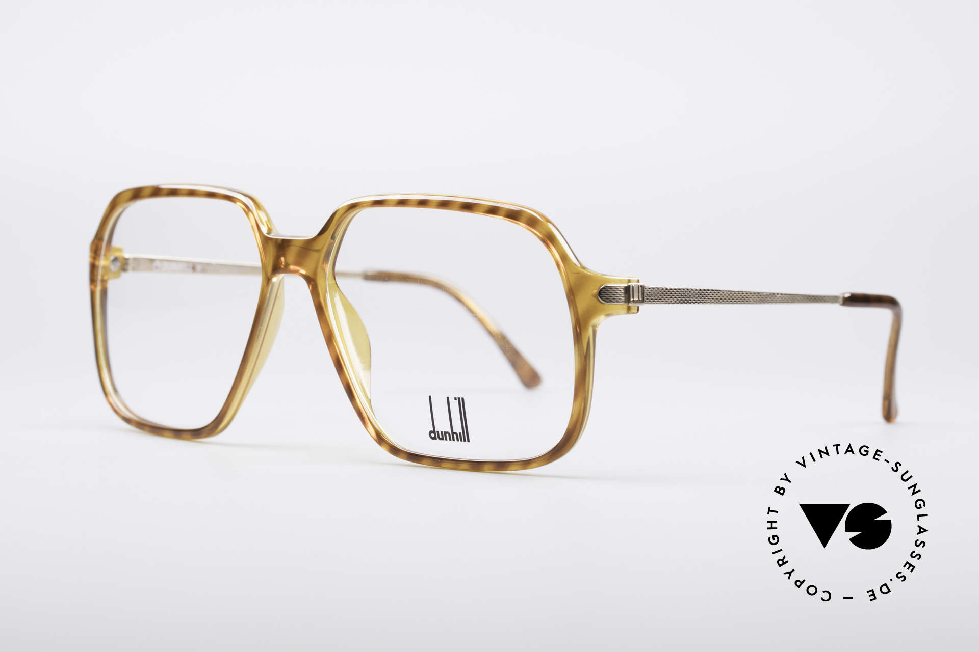 Dunhill 6108 Jay Z Hip Hop Vintage Frame, very comfortable due to Optyl material (lightweight), Made for Men