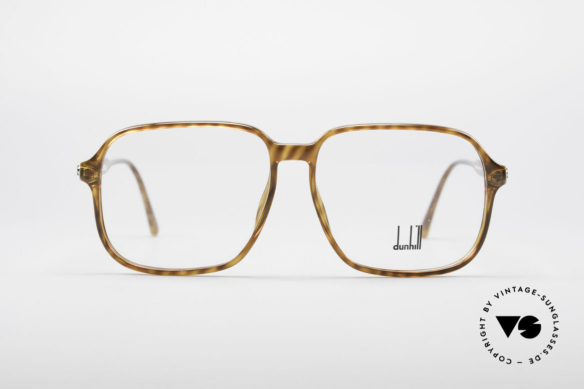 Dunhill 6219 Vintage Optyl Frame, everlasting OPTYL frame for a timeless TOP-quality, Made for Men