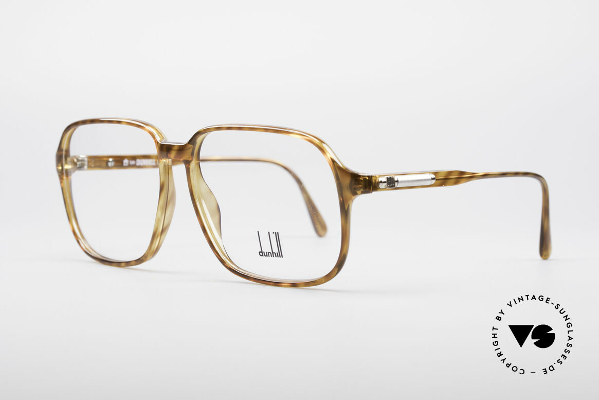 Dunhill 6219 Vintage Optyl Frame, 90's gentlemen's style (characteristical A. DUNHILL), Made for Men