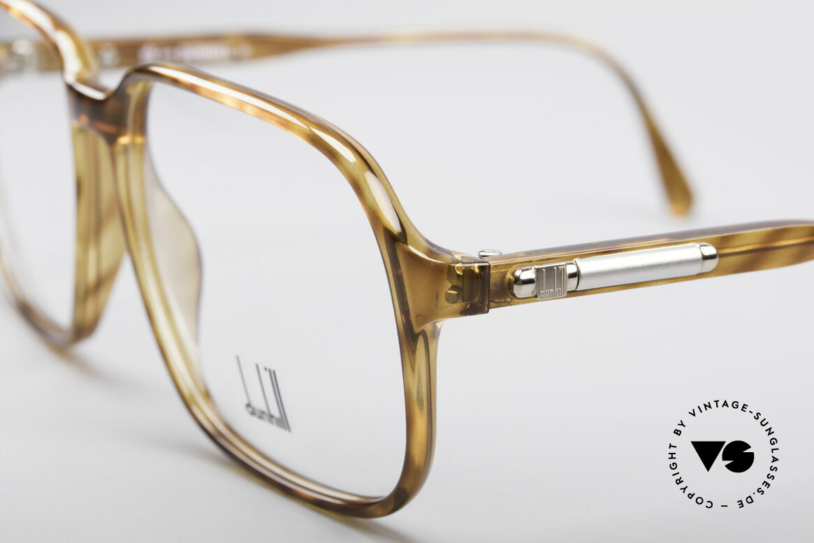Dunhill 6219 Vintage Optyl Frame, 'old school' HipHop glasses or 'nerd style'; these days, Made for Men