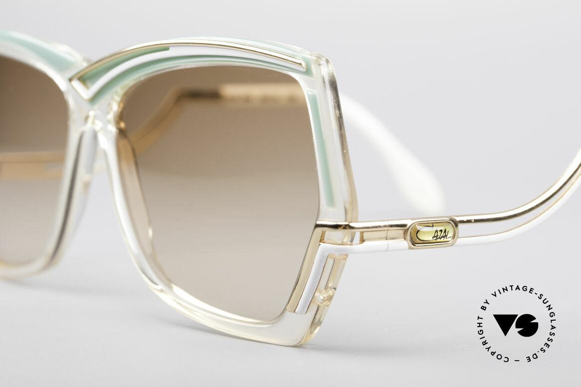Cazal 178 Extraordinary Sunglasses, unworn (like all our rare old CAZAL sunglasses), Made for Women